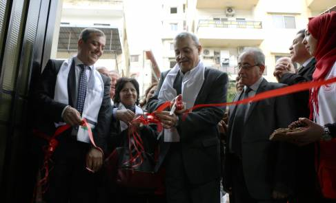 UNITED NATIONS AGENCIES AND PALESTINIAN INSTITUTIONS JOIN FORCES TO HELP PALESTINE REFUGEES SUFFERING FROM KIDNEY DISEASE IN NORTHERN LEBANON