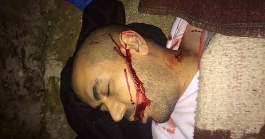 IOF kills Palestinian man in cold blood