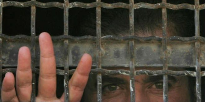 On International Day of Solidarity with Palestinian Prisoners: Over 6,500 Palestinians in Israeli jails