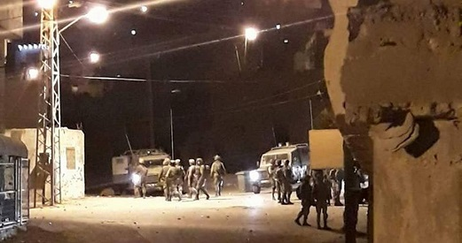 Injuries in clashes during night raid into Jenin