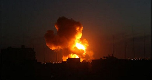 Israeli airstrikes target agricultural lands in Rafah