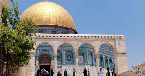 A visit to my country, Palestine