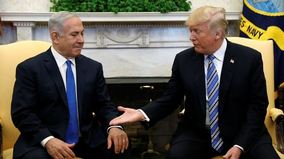 Report: Trump had asked Netanyahu if he 'really cares about peace'