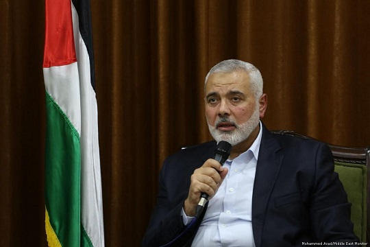 Hamas: Gaza is sitting on top of a volcano
