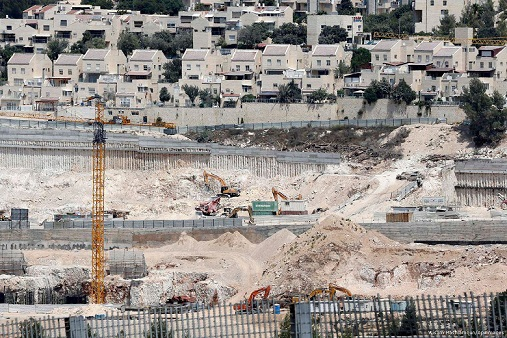 Israel's colony-settlements are growing and are illegal; when will it be held to account?