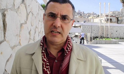 Under Israeli gag order, Omar Barghouti urges more BDS