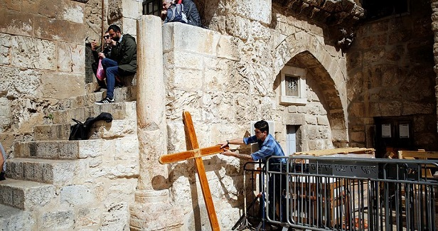 Israeli attempts to expropriate Christians' lands in O.J'lem