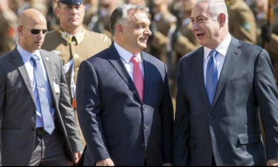 Netanyahu forms alliances against the EU to block European support for the Palestinian cause