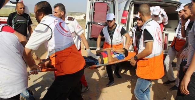 Violations report: Four killed, hundreds wounded in Gaza last week