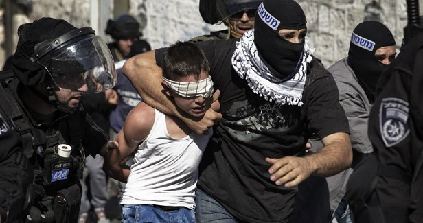 Palestinian child prisoners: Innocence shackled by Israel