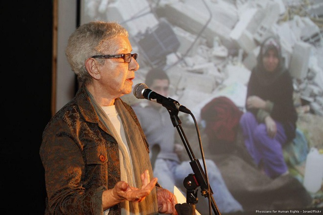 Renowned Israeli doctor and activist backs BDS in fight against apartheid