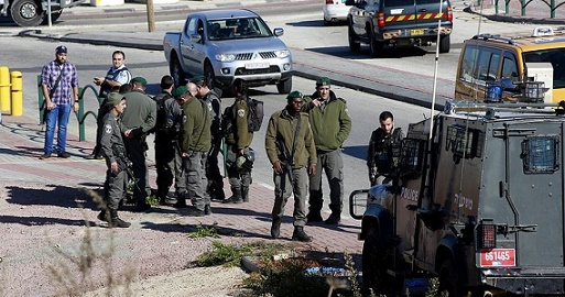 Palestinian woman arrested over alleged anti-occupation stabbing