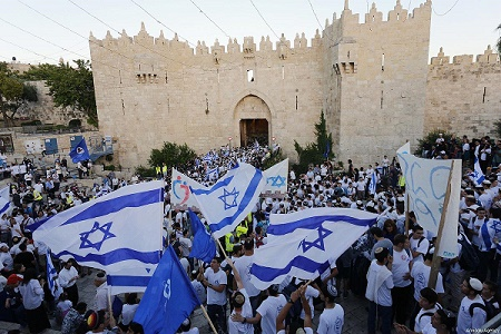 Why are British rabbis endorsing a 'festival of hate' in Palestine?