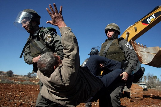 New Israel law would grant immunity to border cops in occupied East Jerusalem