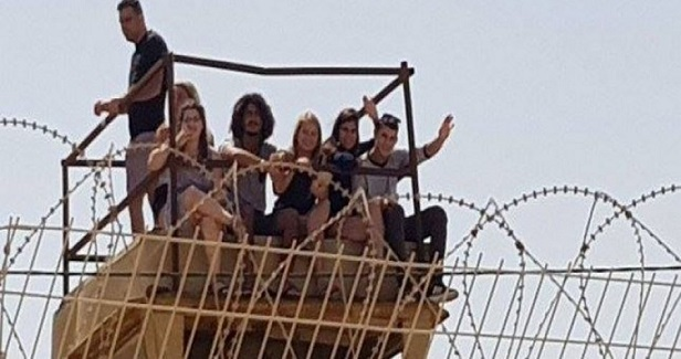 Israeli settlers burst into laughter as snipers shoot Gaza protesters