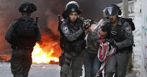 20 Palestinians kidnapped by Israeli soldiers at crack of dawn