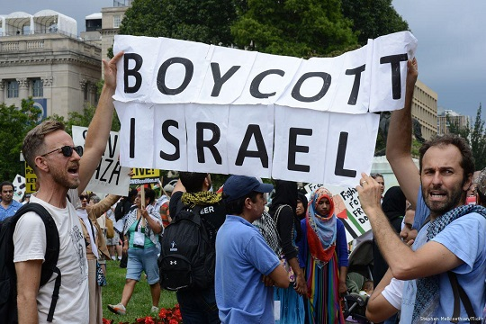 US court suspends law prohibiting Israel boycott