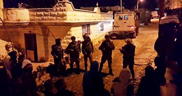 Injuries, arrests reported during Israeli pre-dawn raids