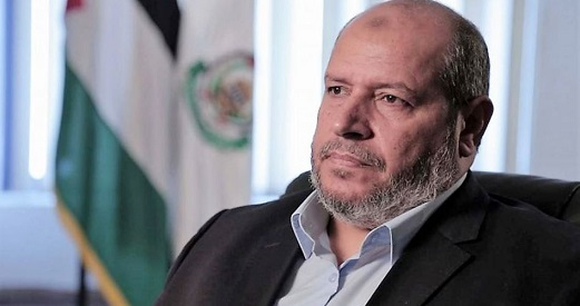 Hayya: Hamas delegation discussed key issues with Egypt's spy chief