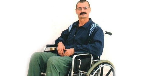 Prisoner Mouqada: Tragic story on a wheelchair