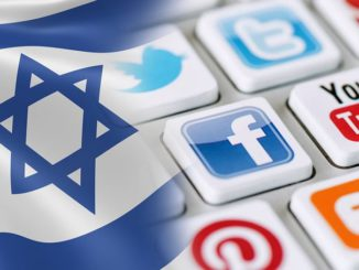 Facebook and Palestinian Revolt against the Jewish State
