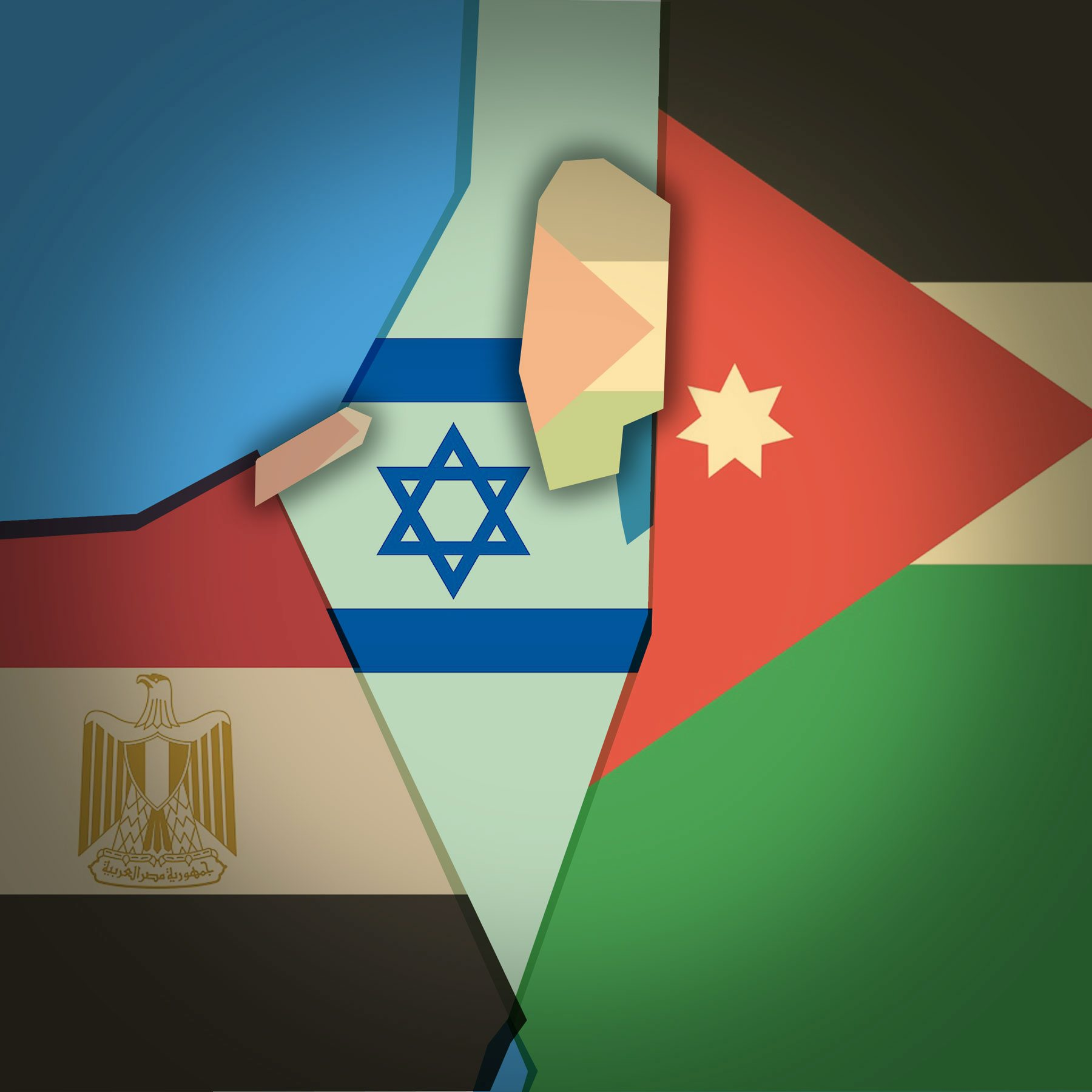 The three-state solution