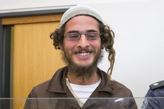 Israel releases 19-year-old extremist Israeli from administrative detention
