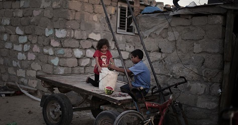 In Ramadan: Gaza's Needy Left Without Aid