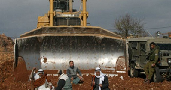 Israel's land grab policy in full swing in Salfit