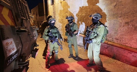 12 Palestinians kidnapped by Israeli army at daybreak