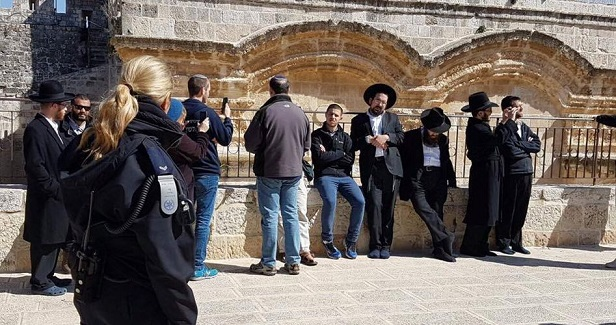 Israeli gov't sets dates for MKs break-ins at Muslims 3rd holiest site