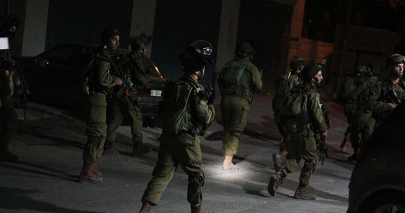17 Palestinians kidnapped by Israeli forces from al-Issawiya