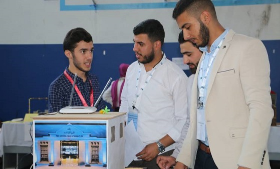 UNRWA and EU Open Day Showcases Siblin Centre Students' Achievements