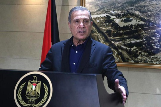 PA: The United States has a role in the aggression against our people