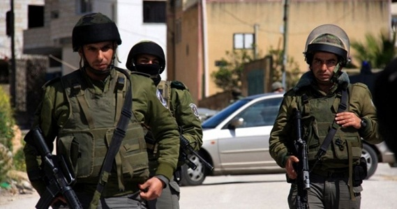30 Palestinian families evacuated for military drills