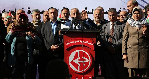 PFLP decries PA's attempts to resume negotiations with Israel