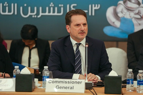 Statement by UNRWA Commissioner-General Pierre Krähenbühl on Occasion of International Day of Persons with Disabilities