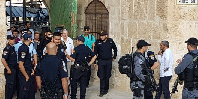 Israeli settlers storm Al-Aqsa Mosque, carry out Talmudic rituals for Jewish New