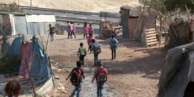 HRW: Israeli army demolishing West Bank schools