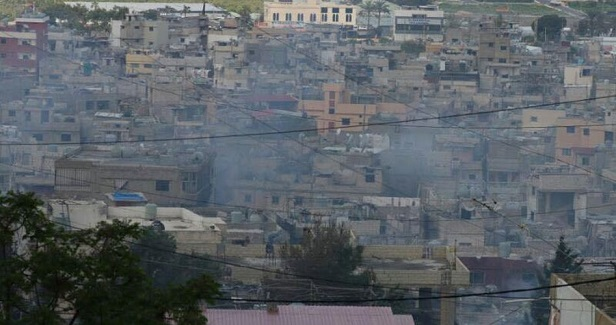 Renewed armed clashes in Ain al-Hilweh camp
