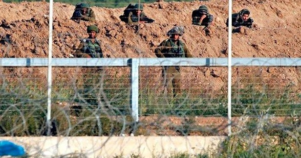 Israeli army claims patrol came under fire in northern Gaza
