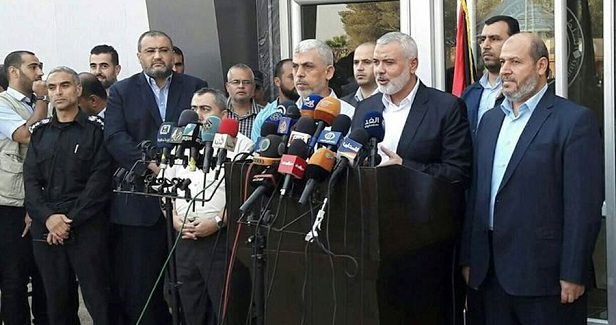 Hamas accepts invitation to Cairo to discuss issues of mutual interest