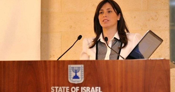Hotovely: Israel will not withdraw to 1967 borders