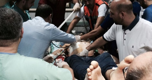 Palestinian youth critically injured in Israeli police shooting in OJ