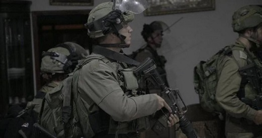 Arrests, break-ins in IOF overnight campaigns in West Bank