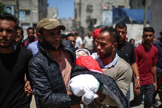 Massacre in Gaza: Beyond the two-state solution