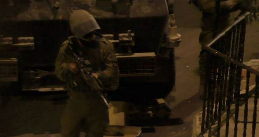 Fierce clashes rock Silwad as Israeli forces terrorize civilians