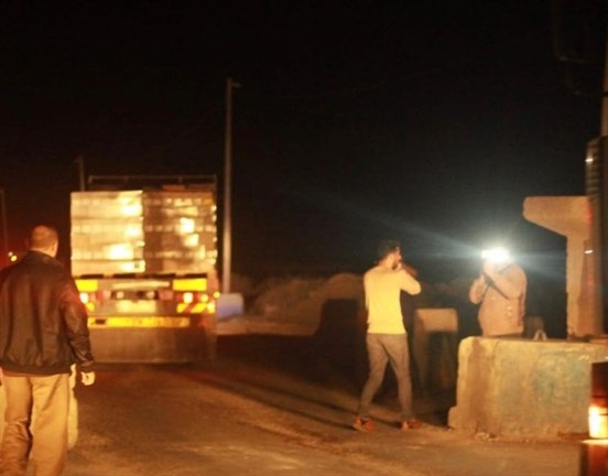 Gaza activists prevent entry of medications sent by Israel