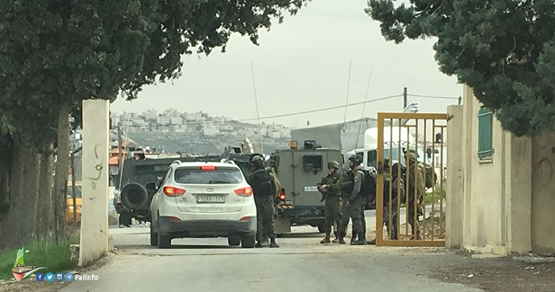 30 Palestinians arrested, others injured in West Bank sweeps