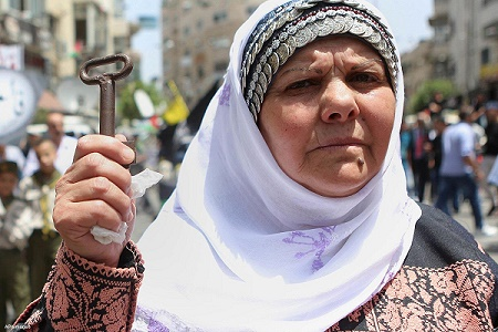 Recasting the Nakba: Palestinian struggle between victimhood and resistance